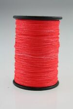 Neon Red BCY 3D Serving Thread .017 120 Yard Jig Spool Bow String Bowstring