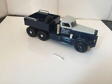 CORGI HEAVY HAULAGE West Side House Mover Diamond T Stack Broke