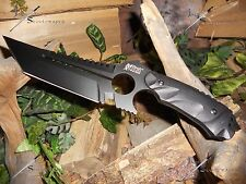 Survival knife/Bowie/M-tech Extreme/Full tang/Heavy duty/Hunting/440C/5MM/ 11""