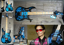 Ibanez Premium STEVE VAI SIGNATURE Jem 77p-bfp - disponibile immediatamente!