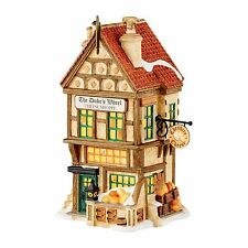 Department 56 Dickens Village THE DUKE'S WHEEL CHEESE SHOPPE NEW 2016 FREE SHIP