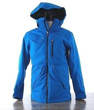 NWT Spyder Defender Insulated Ski Jacket Men's Size XS Concept Blue 150622