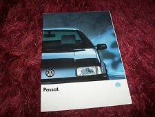 Catalogue / Brochure VOLKSWAGEN Passat 1990 //
