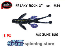 FREAKY ROCK  MOLIX COLORE #86 MX JUNE BUG  ULTRA LIGHT SPINNING CONF 8PZ