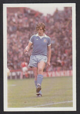 Leaf - 100 Years Of Soccer Stars 1987 - # 3 Joe Royle - Manchester City