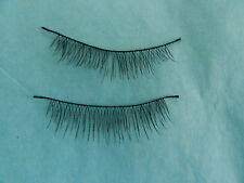 Reborn Wispy Eyelashes Black For Reborn Baby Dolls  3!!.***Special Deal****