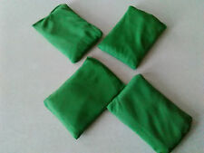 """Heavy Duty 4 x Bean Bags 6x4"""" Childrens School Toy Games Bag Play Group Outdoor"""