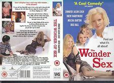 The Wonder Of Sex, Drew Barrymore Video Promo Sample Sleeve/Cover #10983