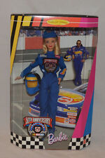 1998 50TH ANNIVERSARY NASCAR BARBIE COLLECTOR EDITION