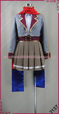 Colopl Rune Story Fran Uniform Suit Cosplay Costume S002