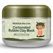 Carbonated Bubble Facial Mud Mask Deep Cleansing Clean Purifying Anti-Acne Moist