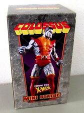 """BOWEN COLOSSUS MINI STATUE CHROME PLATED GEM LOOKING PIECE 7.5"""" BY BOWEN"""