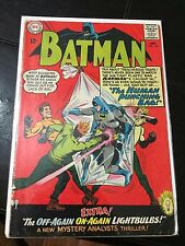 Batman #174 DC Comic Book 1968 5.0 Robin Human Punching Bag