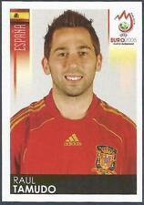 PANINI EURO 2008- #432-ESPANA-SPAIN-RAUL TAMUDO