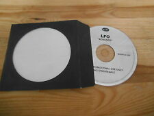 CD Pop LFO Lyte Funkie Ones - Advance (12 Song) Promo WARP REC disc only