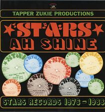TAPPER ZUKIE  - Stars Ah Shine Star Records 1976-1988 NEW VINYL LP £10.99