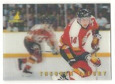 1996-97 Pinnacle McDonald's Ice Breakers - #15 - Theoren Fleury - Flames