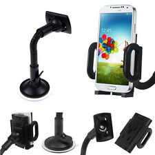 Car Windshield Suction Mount Holder for Samsung Galaxy S5 S4 S3 S2 Note iPhone 5