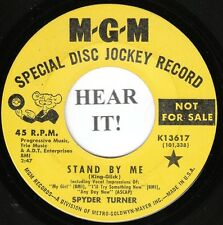 Spyder Turner NORTHERN 45 (MGM 13617 PROMO) Stand By Me