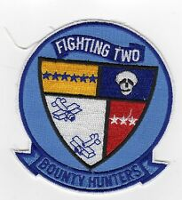 Fighting Two Bounty Hunters BC Patch Cat No M5290