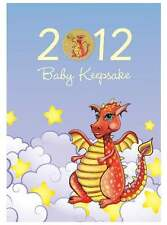 2012 Year of the Dragon Baby Keepsake Card and $1 Coin - Perth Mint