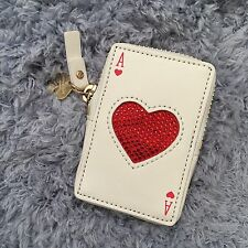 Kate Spade Ace Of Heart Coin Purse