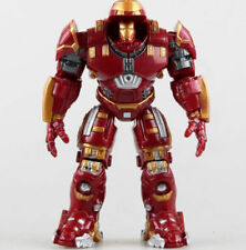 "NUOVO 7"" Avengers 2 Age of Ultron IRON MAN HULK BUSTER MARVEL Action figure Toys"