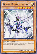 3x Yugioh LCJW-EN046 Divine Knight Ishzark Common Card