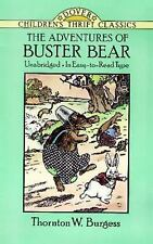 VG, The Adventures of Buster Bear (Dover Children's Thrift Classics), Thornton W