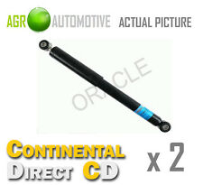 2 x CONTINENTAL DIRECT REAR SHOCK ABSORBERS SHOCKERS STRUTS OE QUALITY GS3073R