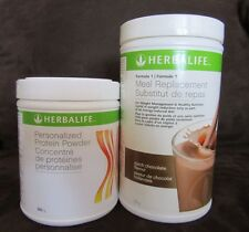1Herbalife Protein Shake 750g (7 FLAVORS) & Protein Powder 360 g - FREE SHIPPING