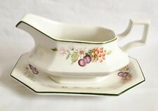 Fruits frais gravy boat and stand-johnson brothers-plusieurs disponible