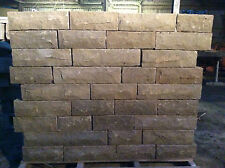 NEW 100mm Reverse Pitched Walling Stone