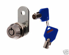 SECURITY CAM LOCK - TUBULAR STYLE - FOR TOOL BOX , FILING CABINET , DESK DRAWER