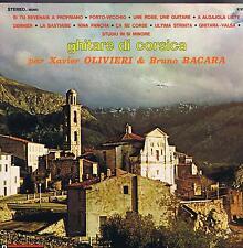 LP FRANCE CORSE GHITARE DI CORSICA XAVIER OLIVIERI & BRUNO BACARA
