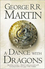A Dance With Dragons (A Song of Ice and Fire, B..., Martin, George R.R. Hardback