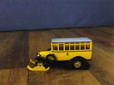 "Matchbox Models of Yesteryear Y-16 1923 Scania-Vabis Post Bus ""Special Edition"""