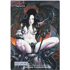 Art Fantastix Select Nr. 3 DORIAN CLEAVENGER PIN UP Erotik Airbrush BILDBAND
