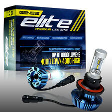 LED H13 9008 HI/LO HEADLIGHTS BULBS 6K HID XENON LED HALOGEN COMPLETE KIT