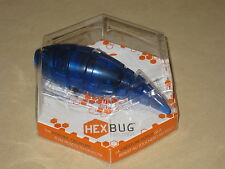 HexBug Larva Micro Robotic Creature (Blue) **NEW & SEALED**