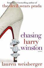 Chasing Harry Winston: A Novel, Lauren Weisberger, Good Book