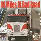 """40 MILES OF BAD ROAD, CD """" VARIOUS ARTISTS"""" NEW SEALED"""