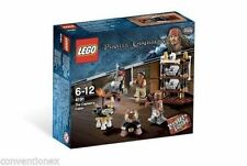 Lego POTC 4191 The Captains Cabin New Sealed