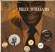 "BILLY WILLIAMS ""VOTE FOR B. WILLIAMS"" RHYTHM & BLUES DOO WOP 50'S LP WING 12131"