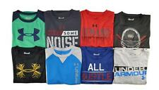 Under Armour Boys 8pc Assorted Color Long Sleeve Tops Lot Size 5