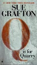 Kinsey Millhone Mystery Ser.: Q Is for Quarry 17 by Sue Grafton (2003,...