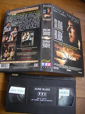 Sling Blade de Billy Bob Thornton, VHS TF1, Drame