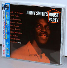 BLUE NOTE CD TOCJ-6463: JIMMY SMITH - House Party - OOP JAPAN 2004 OBI Brand NEW