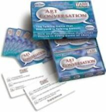 The Art of Conversation Flash Card game by Louise Howland & Keith Lamb