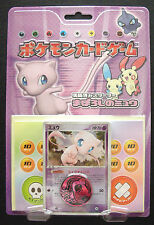 Pokemon Card PCG Constructed Half Deck Mystic Mew 30 Cards Japanese Unlimited